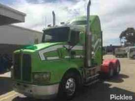 2009 Kenworth T408 - picture2' - Click to enlarge