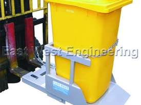 Wheelie Bin Tipper NWB-T1 - picture0' - Click to enlarge