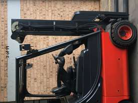 National Forklifts-Linde Late Model E18 4.7m Container Mast SS Great Battery !!! - picture1' - Click to enlarge