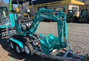 Kobelco SK17SR-5 Mini Excavators for sale