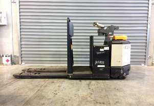 Electric Forklift Rider Pallet PC Series 2012