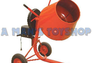 ROK CEMENT MIXER 3.5 CUFT 240V  2 BELTS
