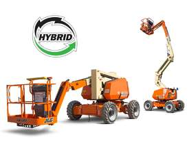 JLG H340AJ Hybrid Articulating Boom Lift - picture0' - Click to enlarge
