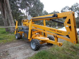 2011 55' HLA19px spider lift , diesel 4x4x4 - picture1' - Click to enlarge