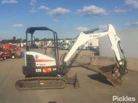 2015 Bobcat E26GM - picture2' - Click to enlarge