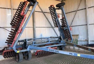Flexicoil SYSTEM 75 Harrows Tillage Equip