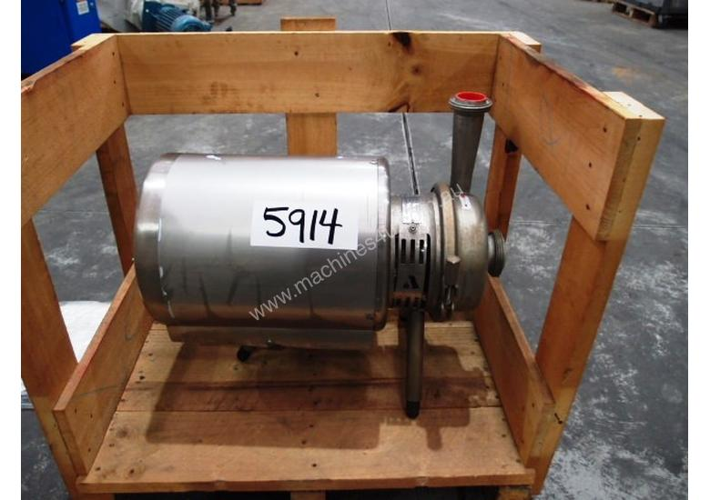 Centrifugal Pump (Stainless Steel), IN: 60mm Dia, OUT: 50mm Dia