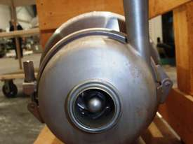 Centrifugal Pump (Stainless Steel), IN: 60mm Dia, OUT: 50mm Dia - picture1' - Click to enlarge