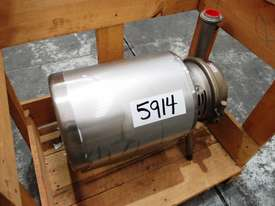 Centrifugal Pump (Stainless Steel), IN: 60mm Dia, OUT: 50mm Dia - picture2' - Click to enlarge