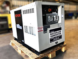 10.5kVA Kipor Inverter Generator plus ATS up to 125Amp - picture1' - Click to enlarge