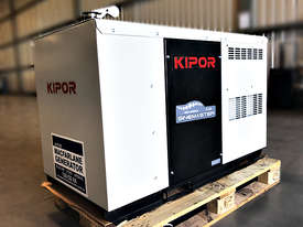 10.5kVA Kipor Inverter Generator plus ATS up to 125Amp - picture2' - Click to enlarge