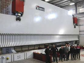 Yawei PBC 110-3100 CNC7. New model with extra stroke & open height. Stock machine arriving soon. - picture1' - Click to enlarge