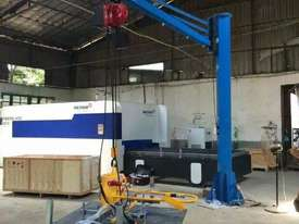 Vacuum lift - sheetmetal handling and loading for fiber laser cutter - picture2' - Click to enlarge