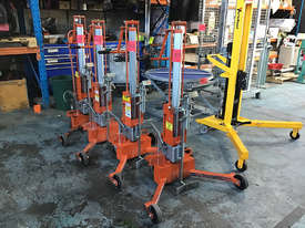 Hydrum 350kg Drum Lifter Liftmaster Depalletiser - picture2' - Click to enlarge