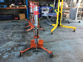 Hydrum 350kg Drum Lifter Liftmaster Depalletiser - picture3' - Click to enlarge