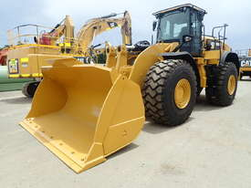 2018 Caterpillar 980M Wheel Loader - picture0' - Click to enlarge