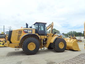 2018 Caterpillar 980M Wheel Loader - picture2' - Click to enlarge