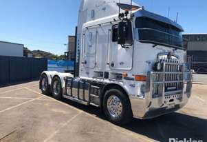 Kenworth 2010   K108 Big Cab