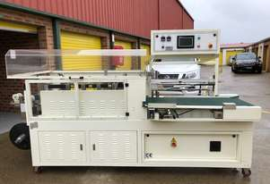 Fully Automatic L-Bar Sealer suited to both POF & PE films