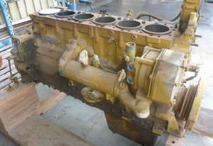 DISMANTLING CATERPILLAR 3406E DIESEL ENGINE 3406E (C15)