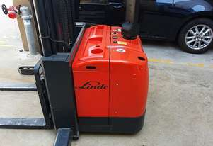 Linde Material Walkie Stacker - Electric