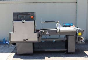Semi Automatic L-Bar Sealer with Heat ShrinkTunnel