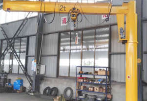 Jib Crane brand new 500 kg lift at 5m 360 degree swivel fully Automatic