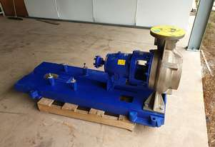 2010 KSB Centrifugal Water Pump Stainless Steel