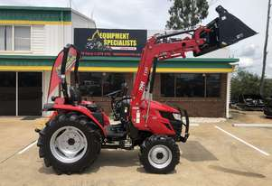 SALE TYM T413 HST Tractor with ROPS FEL and 4in1 Bucket