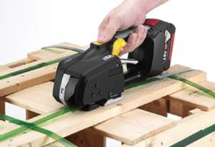 Battery Operated Cordless Strapping Tool 400kg