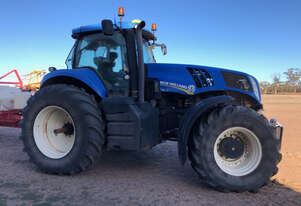 New Holland T8.275 FWA/4WD Tractor
