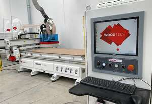 Wood Tech NCG2812 Flatbed CNC Machine - 2800x1230mm