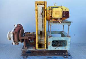 Warman   4/3 CSC SLURRY PUMP