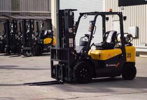 Liugong 2.5t Forklift - A Series