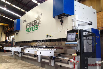 Yawei high tonnage, large format CNC Pressbrakes - The Best Value On The Market