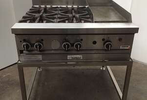 Garland GF36-4G12T Cooktop/Griddle