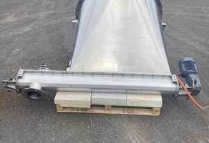 JACMOR ENGINEERING Stainless Auger