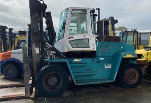10.0T Diesel Counterbalance Forklift