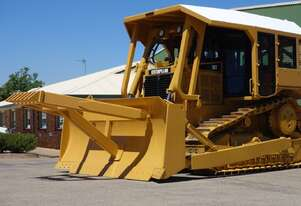 Gessner Blade Mounted Tree Spear to suit a CAT D6
