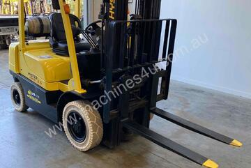 forklifts container mast lpg 2.5 tonne,sideshift