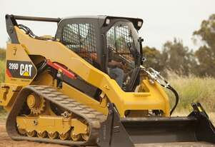 Caterpillar 299D Posi Track For Hire