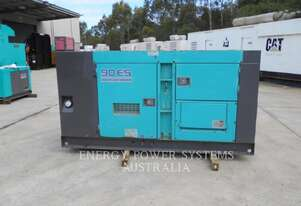 DENYO DCA90ESH Portable Generator Sets