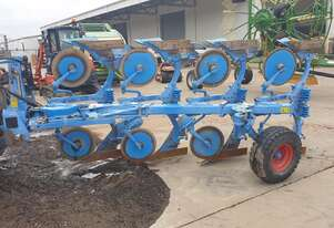 LEMKEN EUROPAL 5 REVERSIBLE PLOUGH
