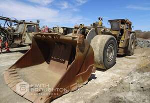 2009 CATERPILLAR R1700G UNDERGROUND WHEEL LOADER