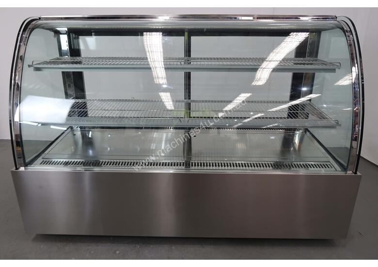 FED CG180FA-2XB Refrigerated Display