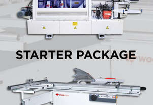 Saw & Edger Starter Package - Save Cost and Space