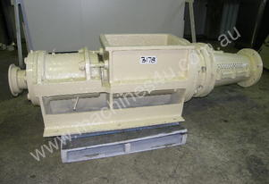 Heavy Duty Mild Steel De Watering Screw Press.