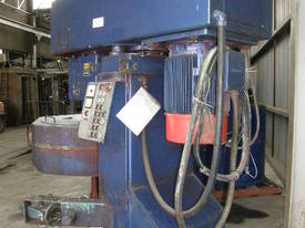 Planetary Liquid Mixer - Buhler SMP-50-TS. - picture2' - Click to enlarge