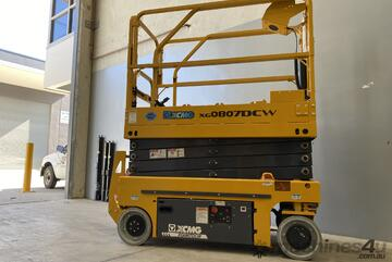 Electric 19' Scissor lift From  XCMG