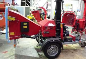 LINDANA TP130 CHIPPER WITH SERVICE BOX.